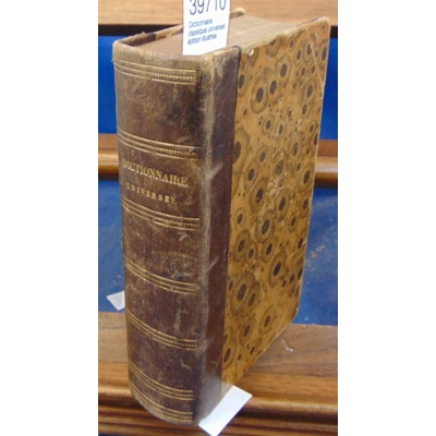 Bénard  : Dictionnaire classique universel. édition illustrée...