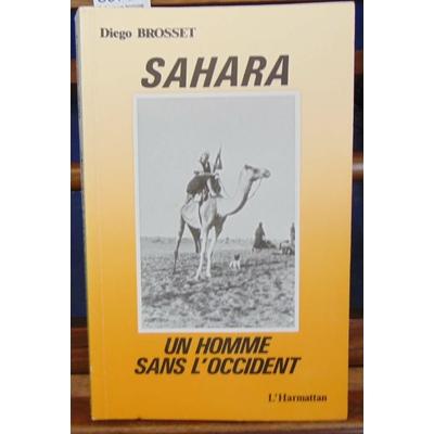 Brosset  : Sahara un homme sans l'occident...