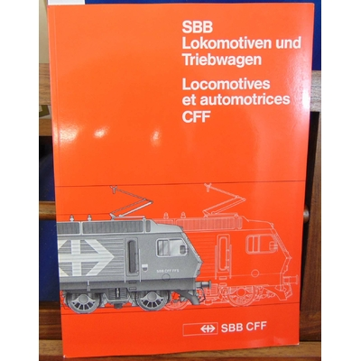 : Locomotives et automotrices CFF...