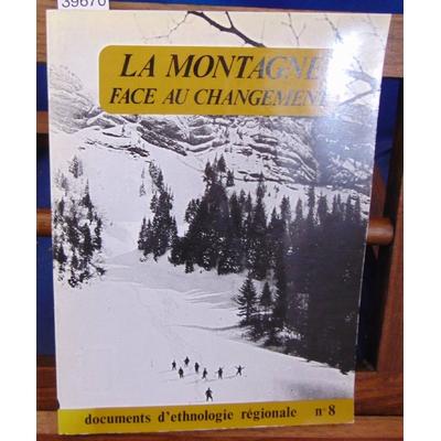 Collectif  : La montagne face au changement...