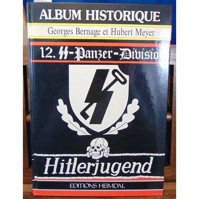Bernage  : La 12e SS Panzer Division Hitlerjugend...