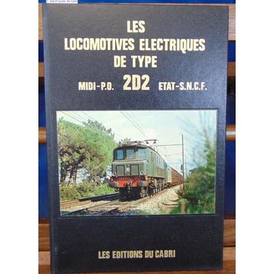 charmentier  : Les locomotives électriques de type 2D2...