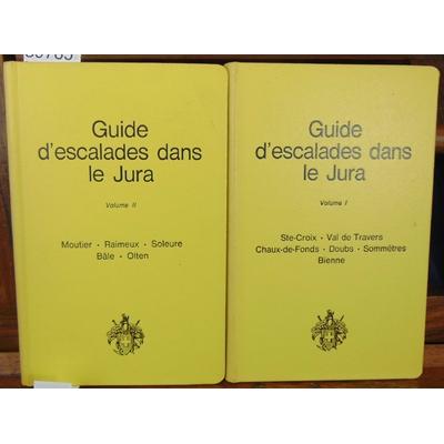 Brandt  : Guide d'escalades dans le Jura...