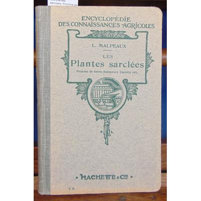 Malpeaux  : Les plantes sarclées. Pomme de terre, betterave Carotte...