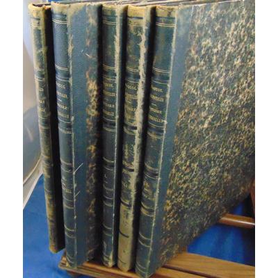 Schnitzler  : Atlas historique et pittoresque ou histoire universelle ou histoire universelle disposée en tabl