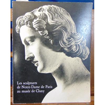 : Les sculptures de Notre-Dame de Paris au musée de Cluny...