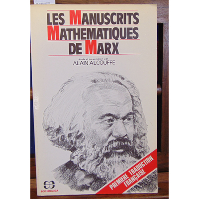 Marx  : Les manuscrits mathématiques de Marx...