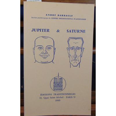 Barbault  : Jupiter & saturne...