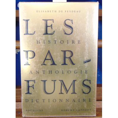 Feydeau  : Les parfums (neuf)...
