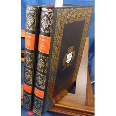Robida Carole : La vieille France - Bretagne 2 volumes...
