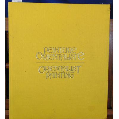 Berko  : peinture orientaliste...