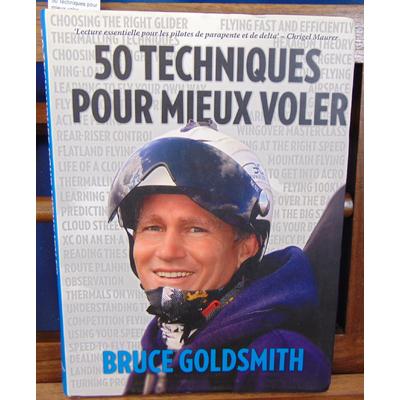 Goldsmith  : 50 Techniques pour mieux voler...