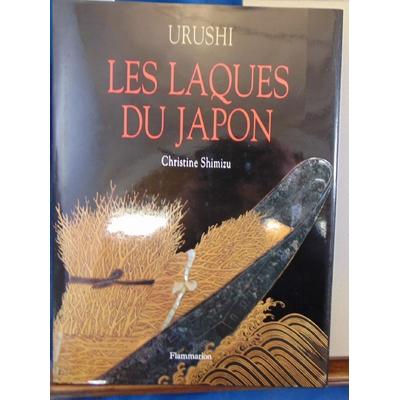Shimizu  : Les laques du Japon...