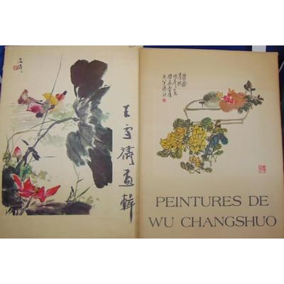 : Peintures de Wu Changshuo...