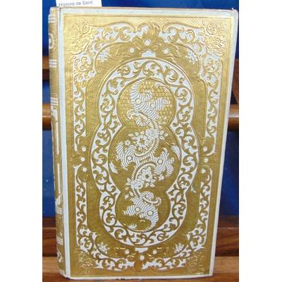Bury  : Histoire de Saint Louis (cartonnage romantique )...