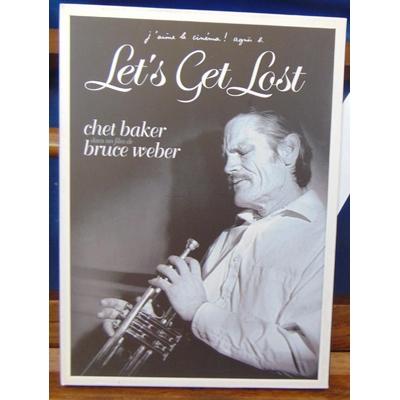 Baker  : Let's get lost Chet Baker, Bruce Weber 2 DVD + CD...