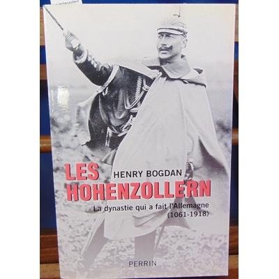 bogdan  : les Hohenzollern...