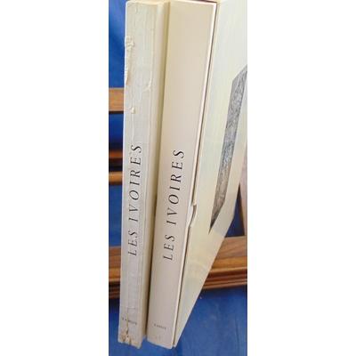 Tardy  : Les ivoires.  2 volumes...