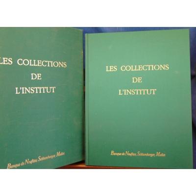 Landowski Marcel), MESSMER : Les collections de l'institut...