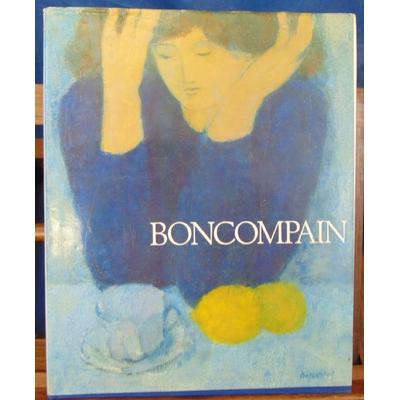Borgeaud  : Boncompain (dédicacé par le peintre et l'auteur )...