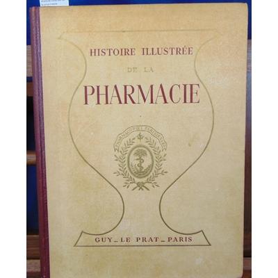 Boussel  : Histoire illustrée de la pharmacie...