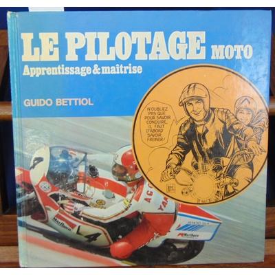 Bettiol  : Le pilotage moto...