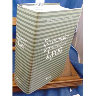 Beghain  : Dictionnaire historique de Lyon...