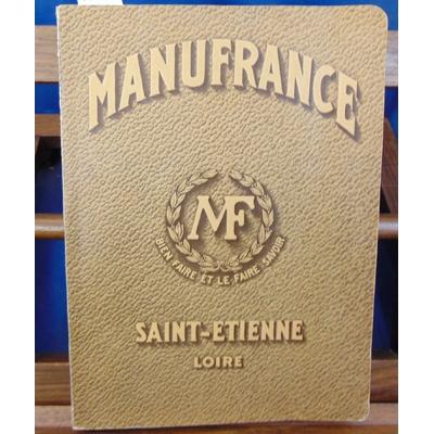 : Catalogue Manufrance 1950...