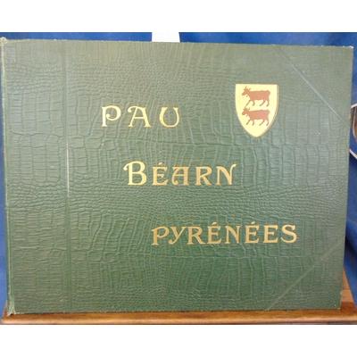 Collectif  : Pau Béarn Pyrénées illustrations d'apres nature...