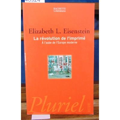 Eisenstein  : La Révolution de l'imprimé...