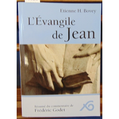 Bardet  : L'évangile de Jean...