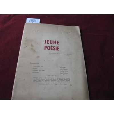 Collectif (Le : La jeune poésie n°6 mai 1941...