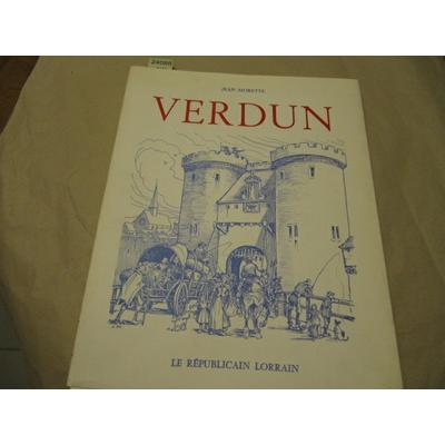 Jean Morette : Verdun...