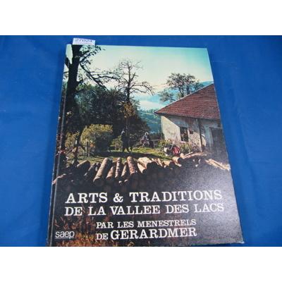 Battaire : Arts et traditions de la vallée des lacs par les menestrels de Gerardmer...