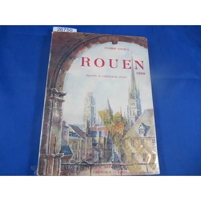 Chirol : Rouen 1939...