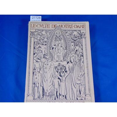 Pourreyron : La culte de Notre-Dame au diocèse de Clermont, en Auvergne...