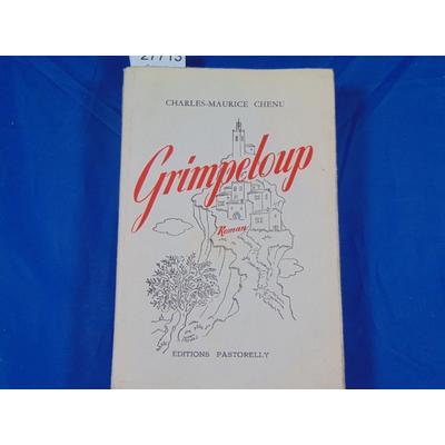 chenu : Grimpeloup...