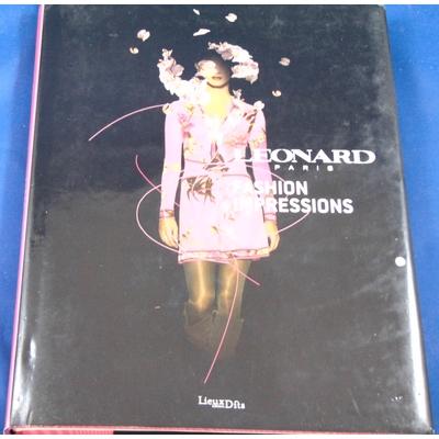 Musee des : Leonard : Fashion impressions...
