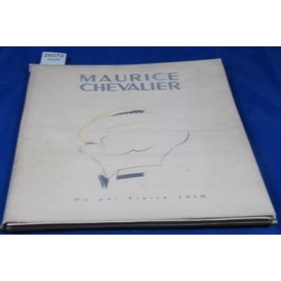 CARLES (Romeo : Maurice Chevalier. 25 années de succès, 1925-1950. De Valentine à. Je viens d'épouser la marqu