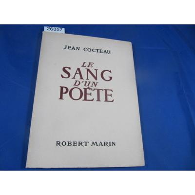 cocteau : Le sang dun poète...