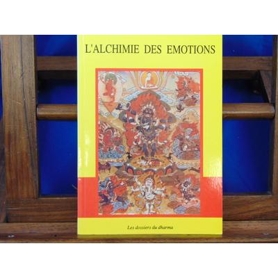 Dharma  : L'Alchimie des émotions...