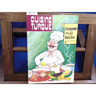 MINYATÜRI AYINLARI  : Cuisine turque. Shishkebab. Pilav. Baklava...