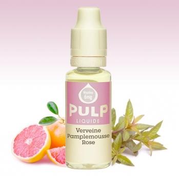 Verveine Pamplemousse rose de Pulp 10ml 30%VG
