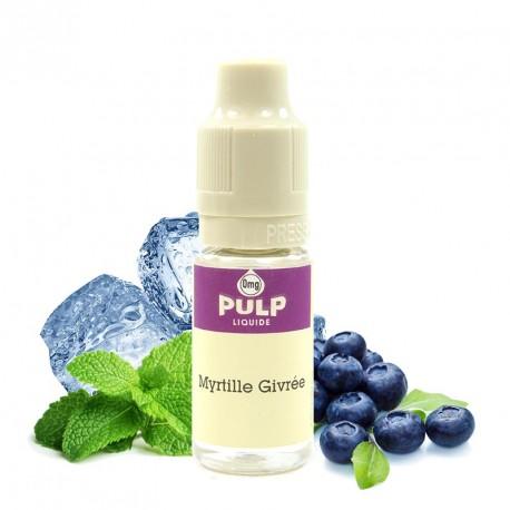 Myrtille Givrée de Pulp 10ml 30%VG
