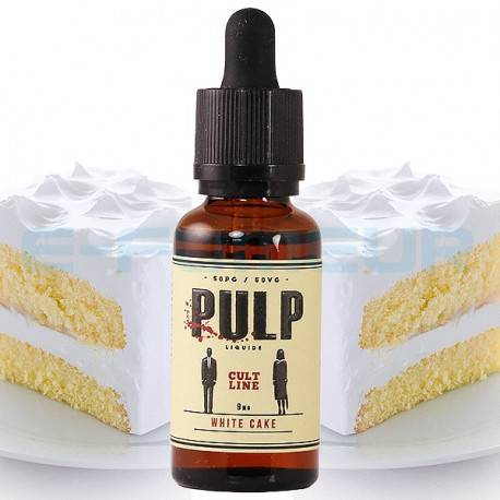 White Cake de Pulp 10ml 50%VG