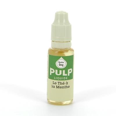 Thé a la menthe de Pulp 10ml 30%VG