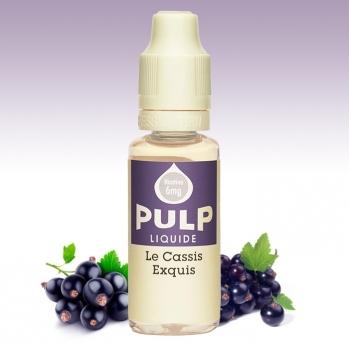 Cassis Exquis par Pulp 10ml 30%VG