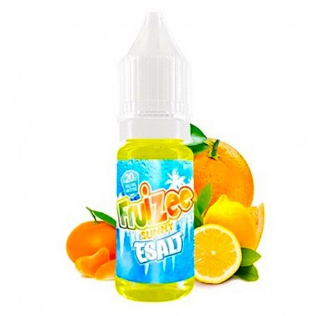 FRUIZEE SUNNY (ORANGE CITRON MANDARINE) ESALT