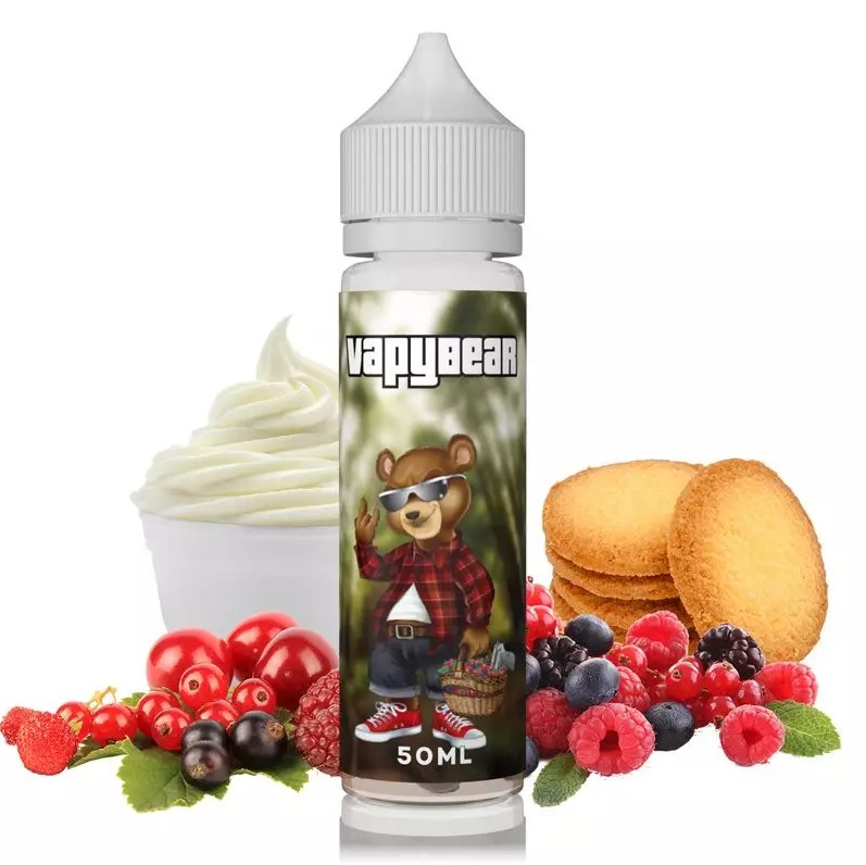 Vapy Bear par The FUU 50ml