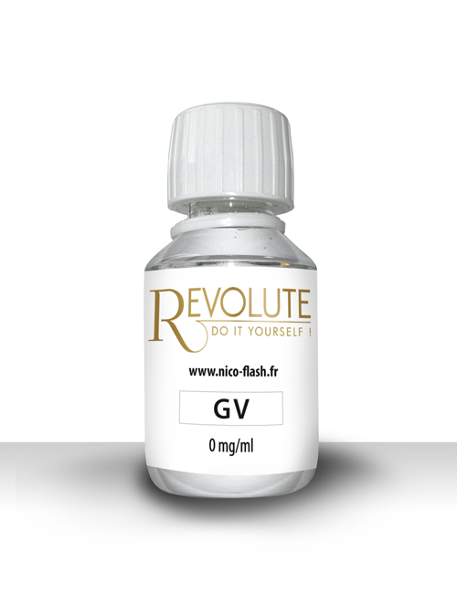 Base Revolute 100% VG en 115, 275 ml ou 1 litre